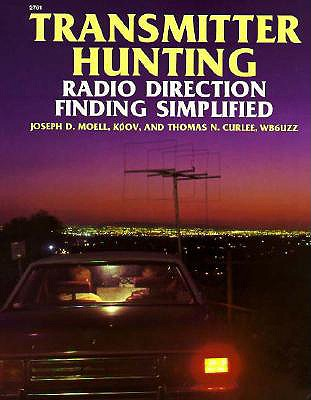 Transmitter Hunting By Moell, Joseph D./ Curlee, Thomas N.